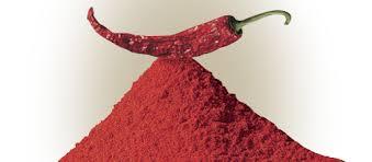 پودر فلفل قرمز