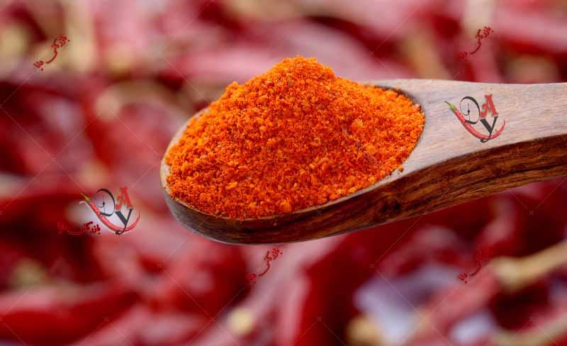 قیمت روز فلفل قرمز تند آسیاب شده ایرانی