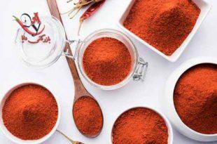 پودر فلفل قرمز مکزیکی